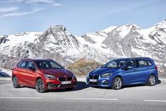 Facelift voor BMW 2-serie Active en Grand Tourer