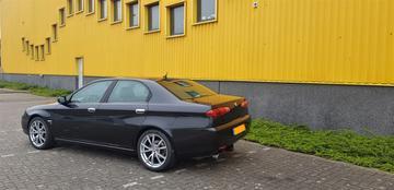 Alfa Romeo 166 2.0 T.Spark Distinctive (2005)