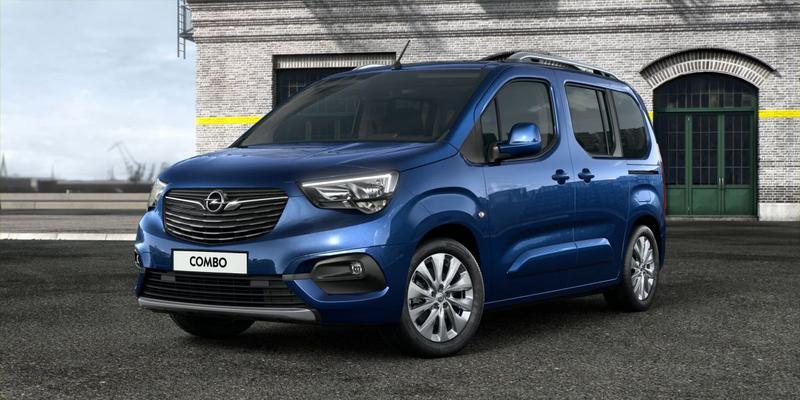 Opel Combo Life L1H1 1.2 Turbo 110pk Edition (2020)