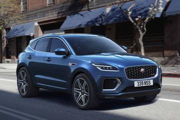 Jaguar E-Pace vernieuwd: ook als plug-in!