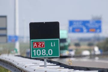 Verkeersdrukte in aantal provincies weer op gebruikelijk niveau