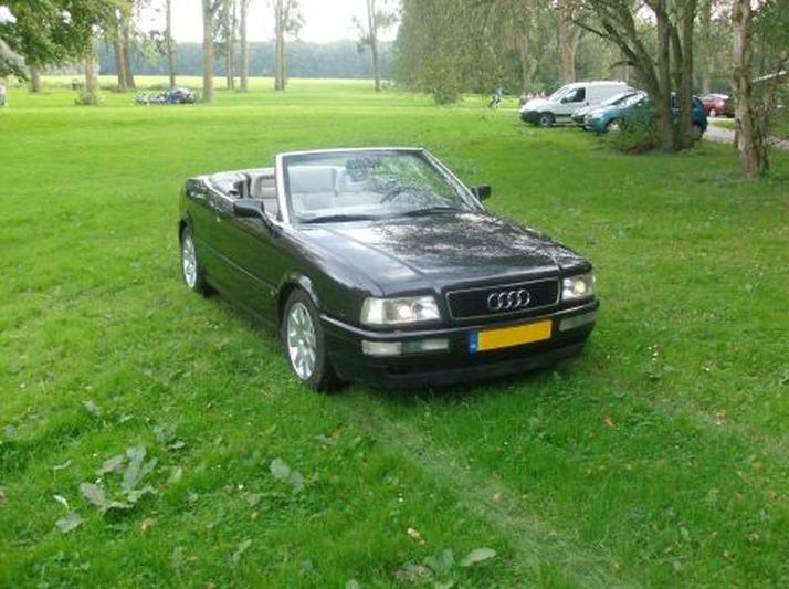 Audi Cabriolet 2.3 (1991)