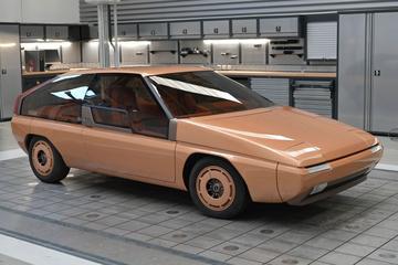 Mazda restaureert 40 jaar oude MX-81 Aria