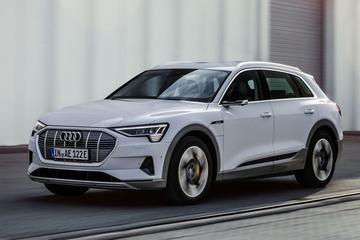Audi kondigt minder krachtige E-tron aan
