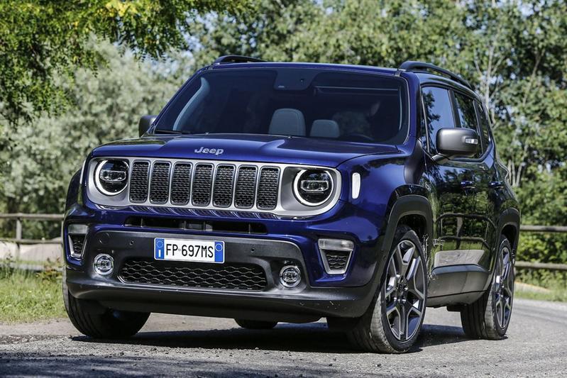 Jeep Renegade Plug In Hybrid Komt In 2020 Autoweek Nl