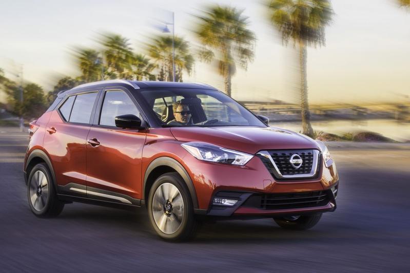 Nissan Kicks niet naar Nederland