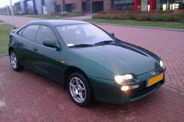 Mazda 323 F 1.5i GLX (1998)