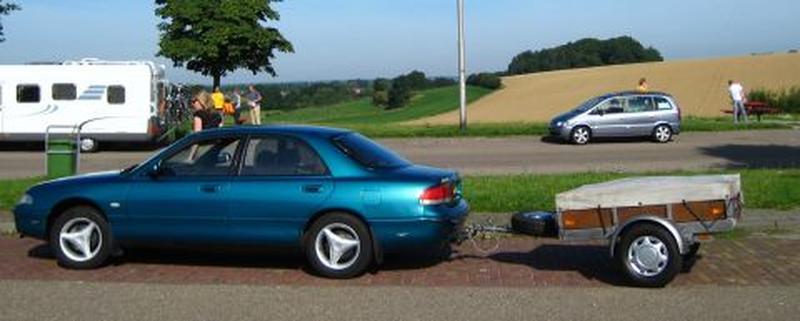 Mazda 626 1.8i LX (1996)