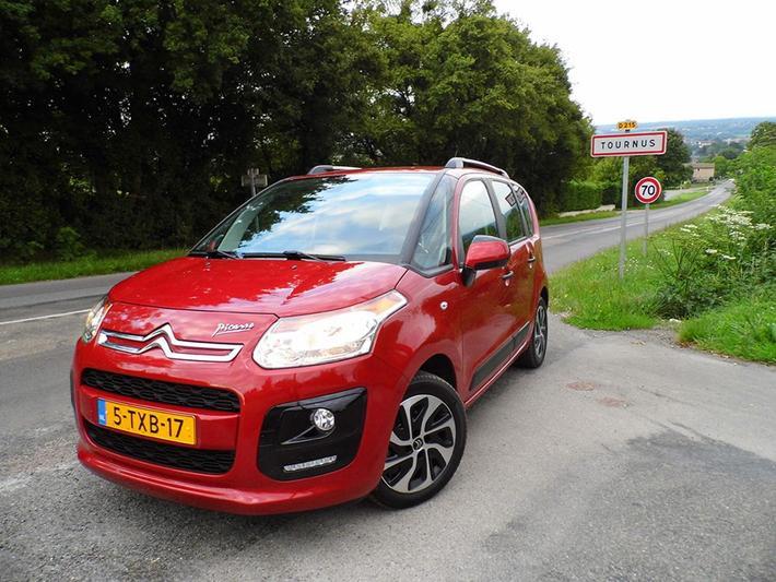 Citroën C3 Picasso e-HDi 90 Tendance (2014)