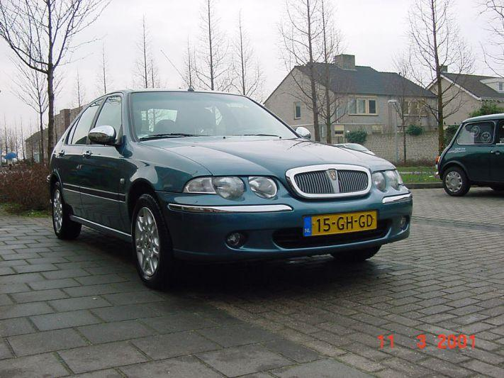 Rover 45 1.8 Sterling (2000)