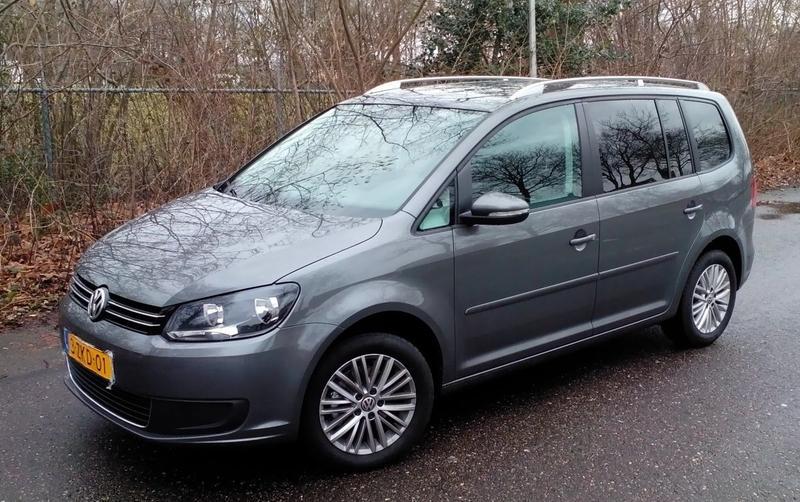 Volkswagen Touran 1.6 TDI 105pk BMT Edition (2015)