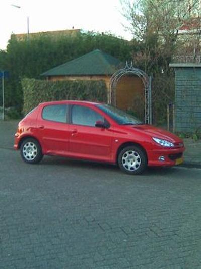 Peugeot 206 Forever 1.4 (2008)