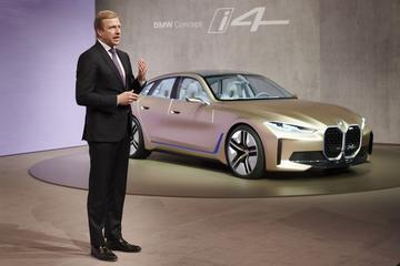 BMW investeert binnen vijf jaar miljarden in technologieën