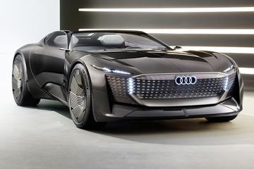 Audi Skysphere Concept: meerdere identiteiten