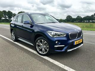 BMW X1 sDrive18d Corporate Lease Edition (2016)