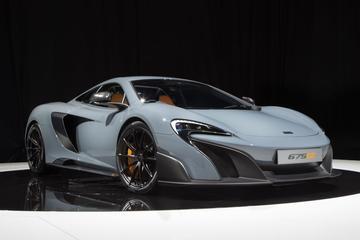 Exclusiviteit McLaren 675LT heeft z'n prijs...