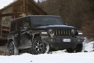 Jeep: 'Elektrische aandrijving geweldig voor terreinauto'