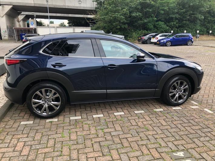 Mazda CX-30 SkyActiv-X 180 2WD Luxury (2020) #5