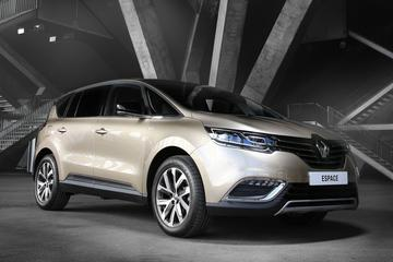 Renault Espace krijgt TCe 225