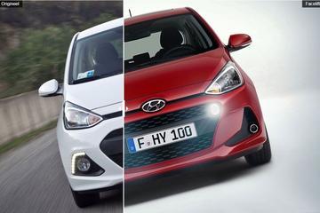 Facelift Friday: Hyundai i10