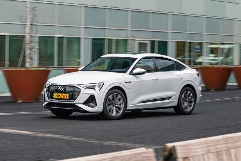 Test: Audi E-Tron 55 Sportback