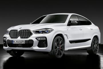 M Performance Parts voor BMW X5 M, X6, X6 M en X7