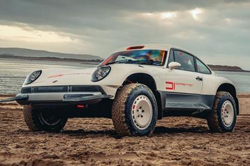 Tweemaal speciaal: Porsche All-Terrain Competition Study