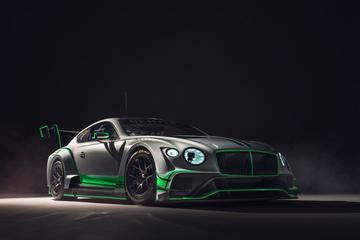 Bentley Continental GT als GT3-racer
