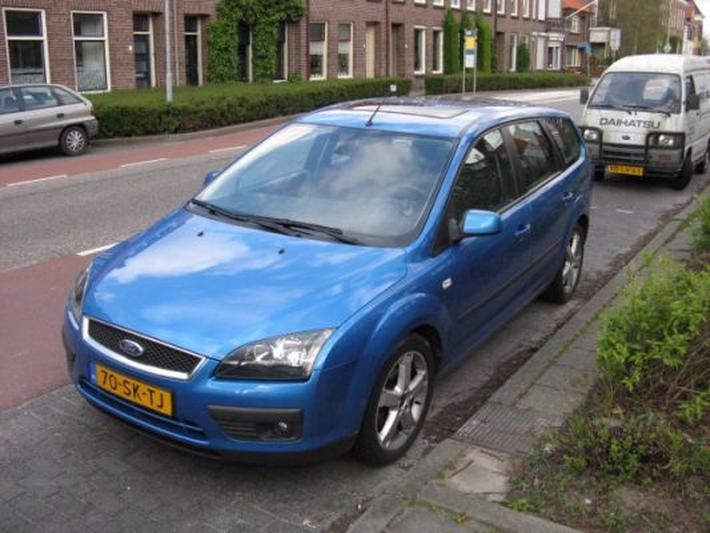 Ford Focus Wagon 1.6 16V Ti-VCT Futura (2006)