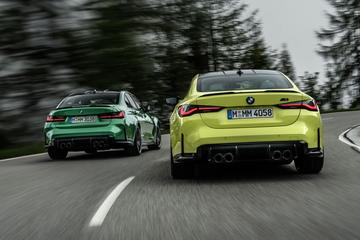 Prijzen voor beestachtige BMW M3 en M4