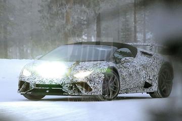 Lamborghini Huracán 'Performante' in beeld