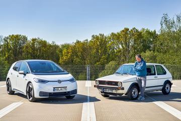 'Elektrische Volkswagen Golf I en Kübelwagen op komst'
