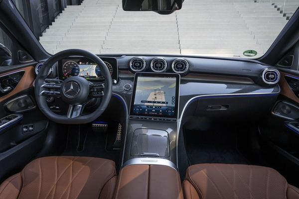 Mercedes-Benz C300e