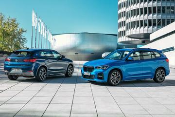 Ook de BMW X2 als plug-in xDrive25e
