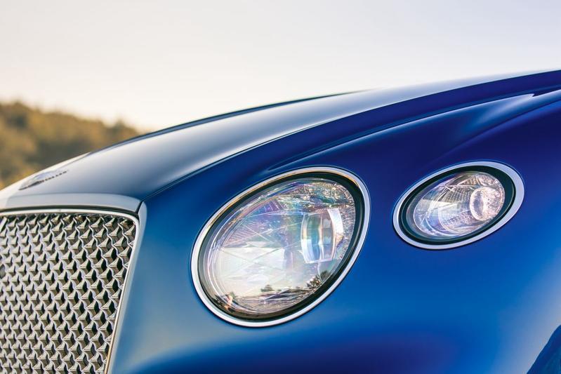 Lagere verkoop Bentley