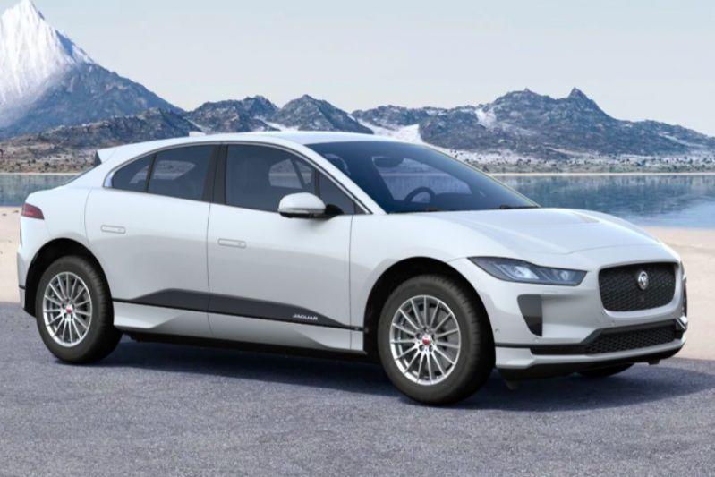 Back to basics: Jaguar I-Pace