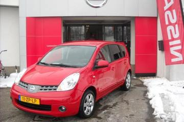 Nissan Note 1.6 Life (2008)