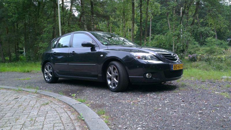 Mazda 3 Sport 2.0 Active (2004)