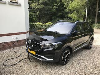 MG ZS EV Luxury (2020)