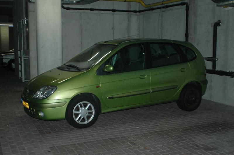Renault Scénic 1.6 16V Expression Sport (2002)