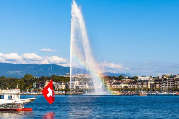Genève: de schade