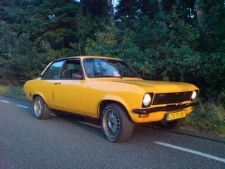 Opel Ascona A (1974)