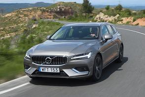 Volvo V60 - Rij-impressie