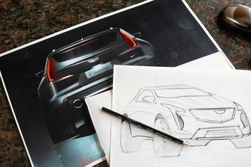 Cadillac XT4 krijgt mogelijk V-versie