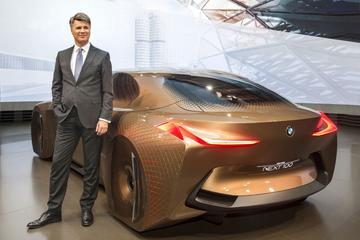 BMW-topman Harald Krüger