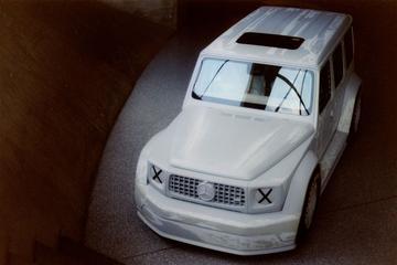 Project Geländewagen is bizarre Mercedes-Benz G-klasse