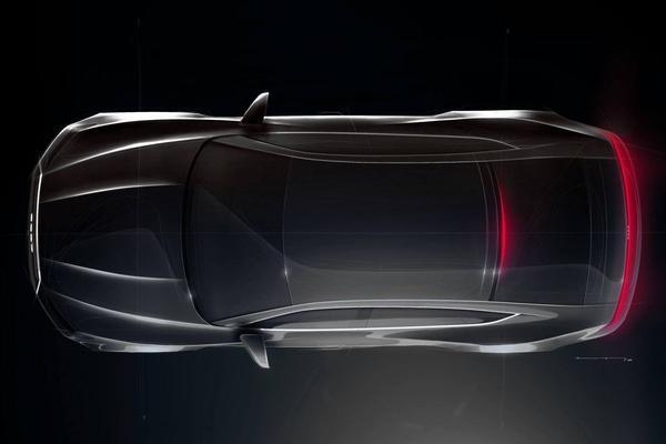 Audi teast nog éénmaal A7