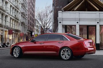 Cadillac CT6 nu ook als PHEV