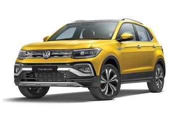 Volkswagen Taigun is productieklaar