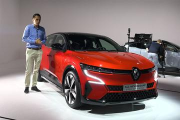 Renault Mégane E-Tech Electric - Eerste kennismaking